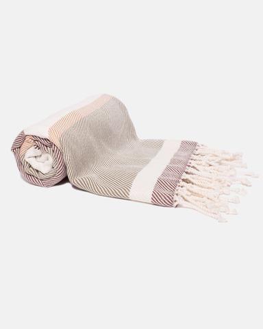 Rhythm Vintage Towel - Tobacco