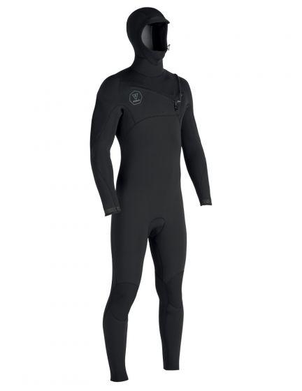 Vissla 7 Seas Hooded Chest Zip Wetsuit