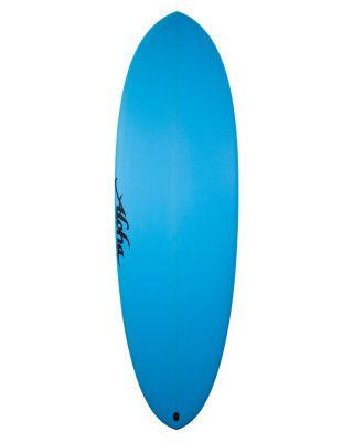 Aloha Fun Division Small 6ft 0 Surfboard - Blue