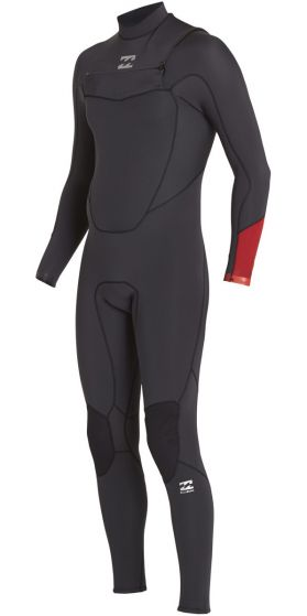 Billabong Comp 3/2mm Chest Zip Wetsuit