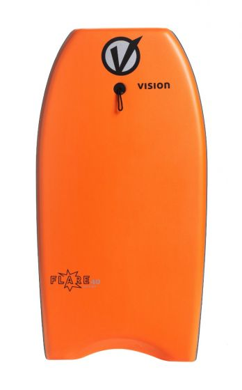 Vision Flare Bodyboard - Orange
