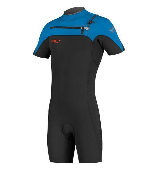 Hyperfreak 2mm mens shorty wetsuit
