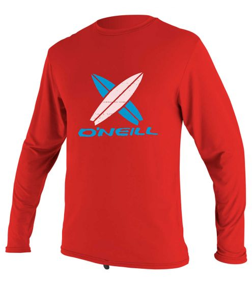 O'Neill Boys Toddlers Long Sleeve Rash Tee 2018