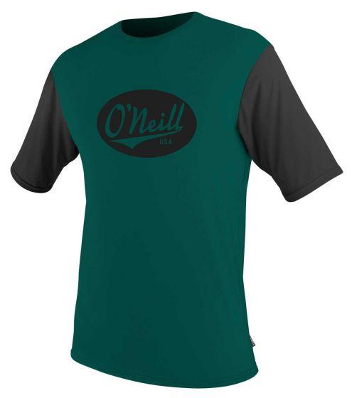 O'Neill Premium Skins Graphic S/S Rash Guard 5077