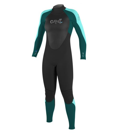 O'Neill Ladies Epic 5mm Winter Wetsuit 2017 Teal