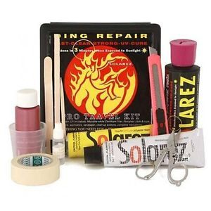 Solarez Pro Travel Surfboard Repair Kit