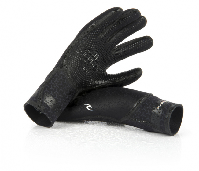 Rip Curl Flash Bomb 5/3mm Winter Wetsuit Gloves 2017