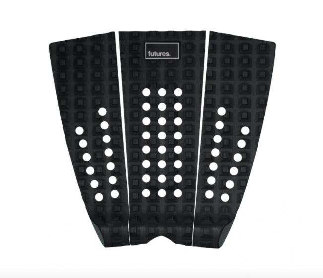 Futures Brewster Traction Pad - Black
