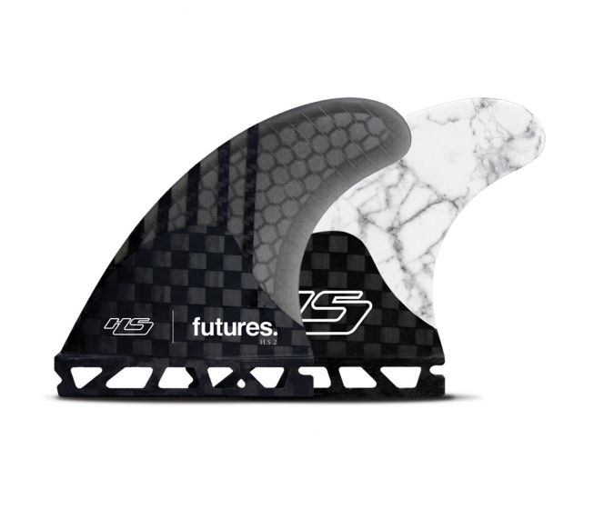 Futures HS2 Generation Tri Fin Set - Medium