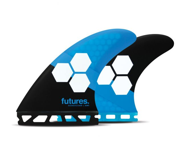 Futures AM1 Honeycomb Tri Fin Set - Medium