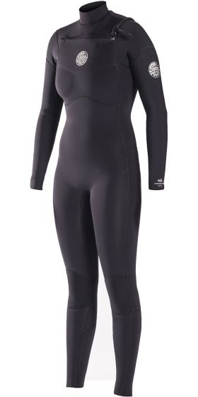 Rip Curl DawnPatrol 4mm Chest Zip Wetsuit