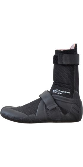 Rip Curl Flash Bomb 5mm Round Toe Wetsuit Boots 2018