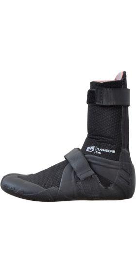 Rip Curl Flash Bomb 5mm Hidden Split Toe Wetsuit Boots