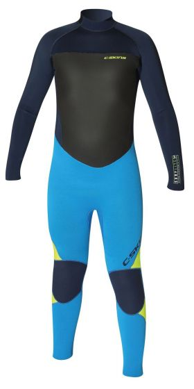 C Skins Surflite 5/3mm Children's Wetsuit 2018