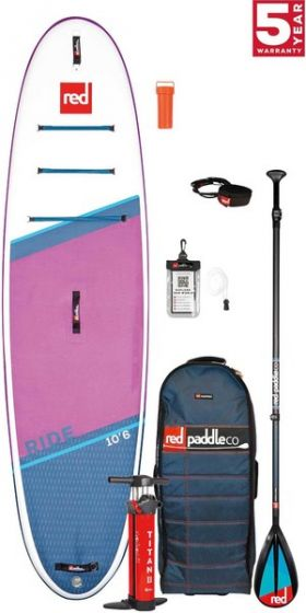 Red Paddle Co 10ft 6 Special Edition Sup