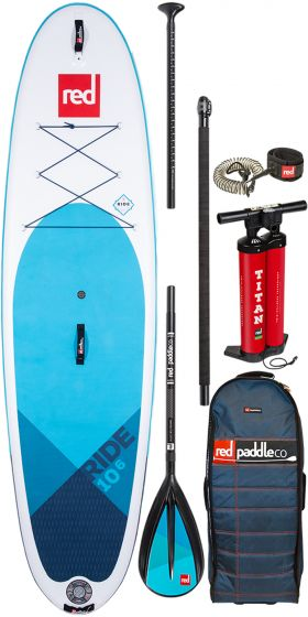 Red Paddle Co 10ft 6 Ride Inflatable Sup