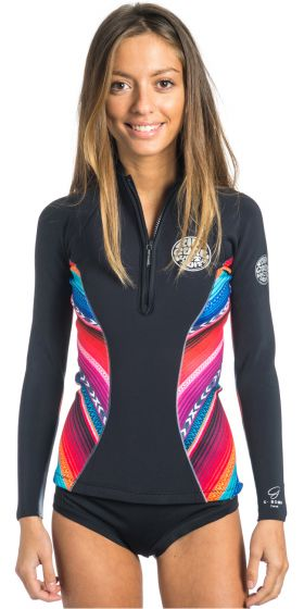 Rip Curl G Bomb 1mm Ladies Wetsuit Jacket