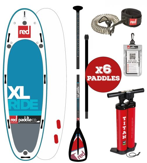 Red Paddle 17ft 6 Inflatable Stand Up Paddle Board