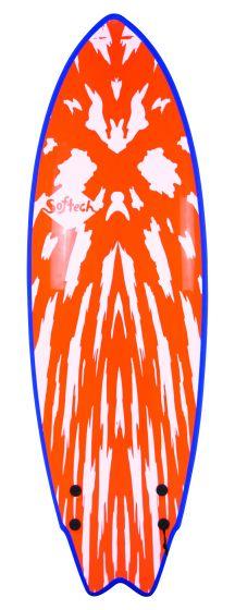 Softech Mason Twin 5ft 2 Red