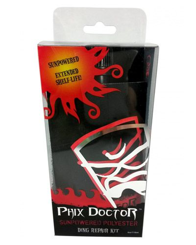 Phix Doctor Surfboard Repair Kit - Sun Powered Polyester