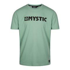 Mystic Brand Mens Tee 2021 - Seasalt Green