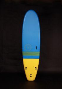 Baju Elite Series 7ft Surfboard 2021 - Blue/Yellow