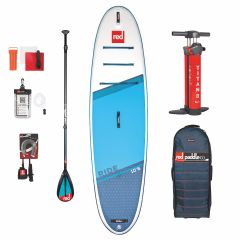 Red Paddle Co 10'6  Carbon / Nylon Paddle Package