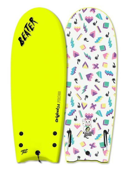 "Catch Surf X Kalani Robb 54"" Beater Foamboard - Yellow"