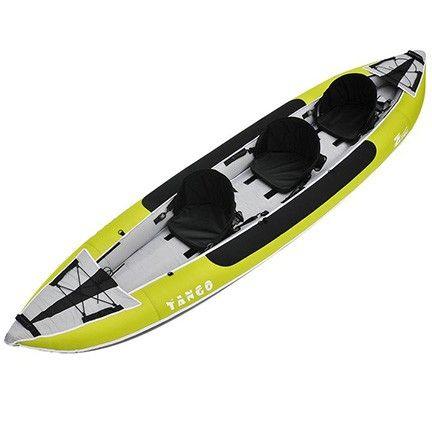 Z-Pro Tango 300 Inflatable Kayak - 3 Person