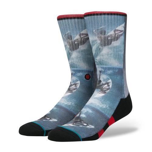 Stance Kalani Robb Socks - (Red)