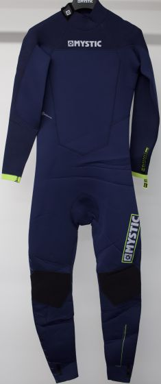 Mystic Marshall 5/3mm Mens Back Zip Wetsuit 2021 - Large