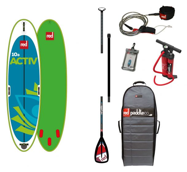 red Paddle 10ft 8 Active Sup