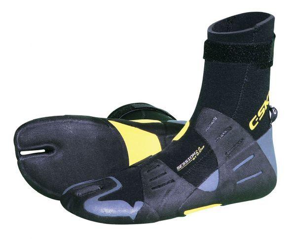 C-Skins Session 6mm Split Toe Wetsuit Boots 2017