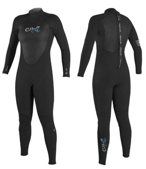 O'Neill Epic Ladies 4/3 Ladies Winter Wetsuit 2020