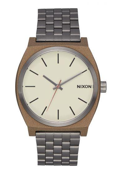 Nixon Time Teller - Bronze / Gunmetal