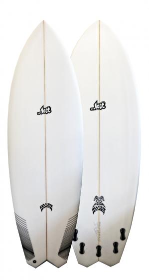 Lost Hydra 6'0 Surfboard - FCS II