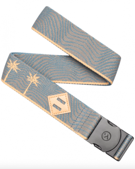 Arcade Blackwood Belt - Moody Blue/Palm