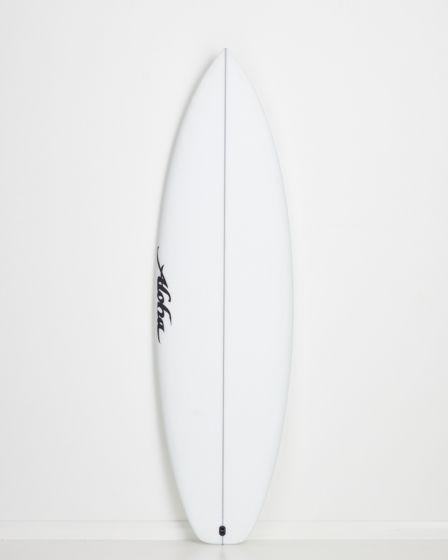 Aloha Habanero II 6ft 0 PU Surfboard - FCS II