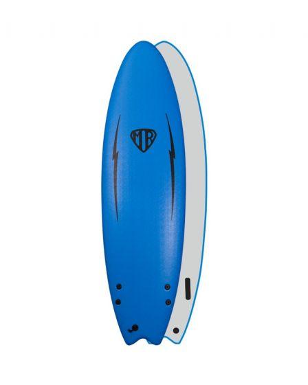Ocean & Earth MR Ezi Rider Twin Fin Foam Surfboard