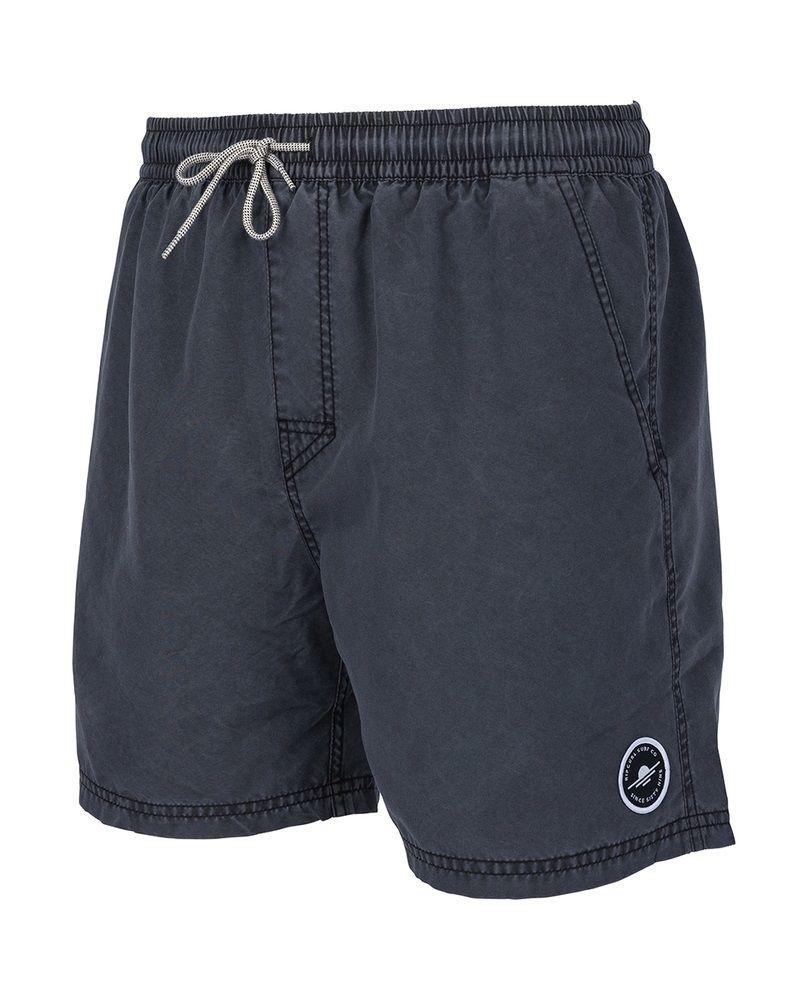 RipCurl 'Volley Sunset Shades' 16'' Boardshorts - ('Black ...