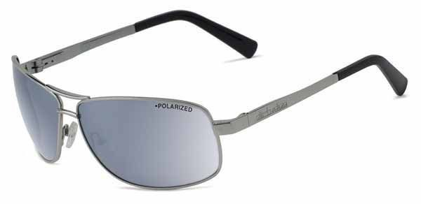 Dirty Dog Steed Sunglasses - Silver