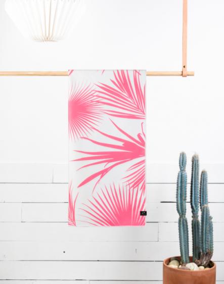 Slowtide 'Day Palms' Microfibre Travel Towel