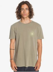 Quiksilver 'Earth Core' Organic Cotton Tee - 'Kalamata'