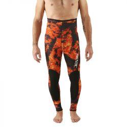 SEAC Ghost Man 5mm Neoprene Pants 2021 - Orange - Front