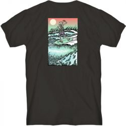 Lost Highline T-Shirt - Black
