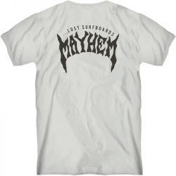 Lost Mayhem Designs T-Shirt - White