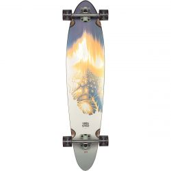 """Globe Pinner Classic 40"""" Skateboard - Gold Vein"""
