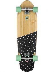 Globe Big Blazer 32 Inch Complete Skateboard - Bamboo/Dotted