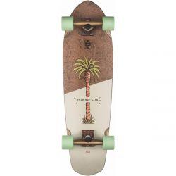 """Globe Big Blazer 32"""" Skateboard - Coconut/Palm"""