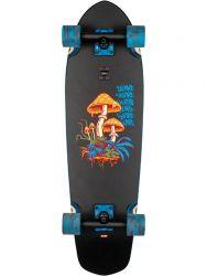 Globe Big Blazer 32 Inch Complete Skateboard - Nature Walk/Blue